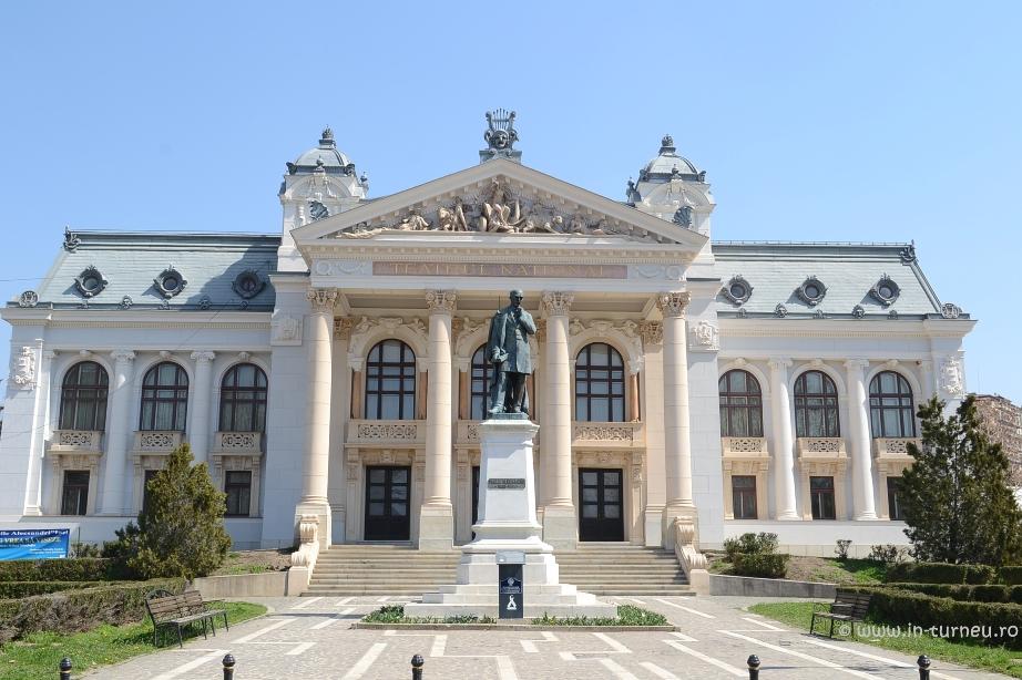 "Teatrul National ""Vasile Alecsandri"" Iasi"