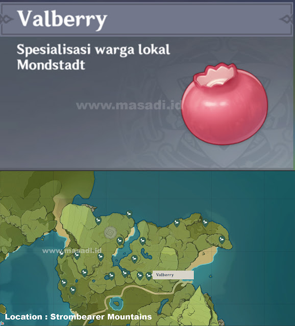 Valberry