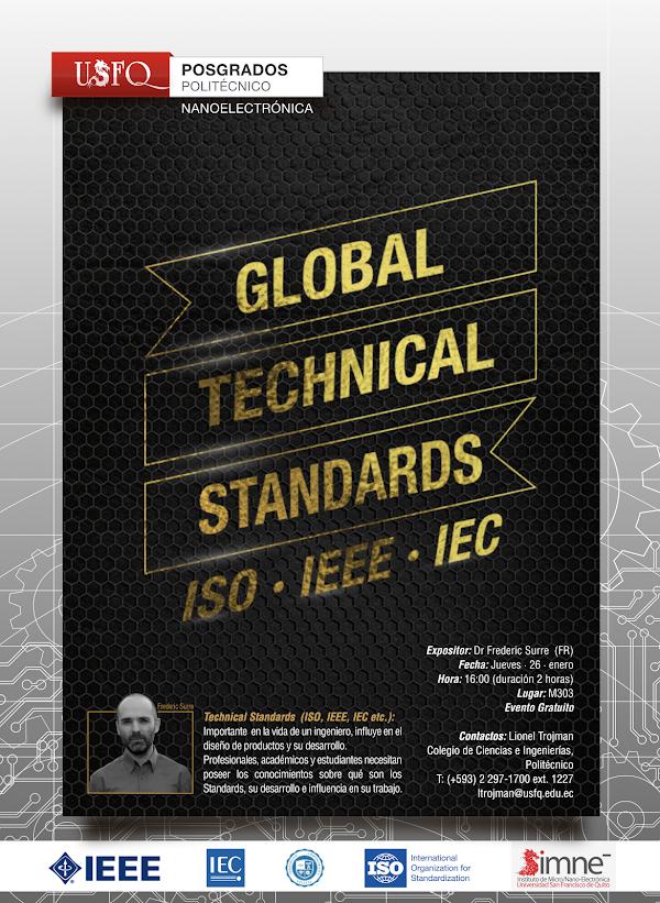 Conferencia Internacional Global Technical Standars - Frederic Surre