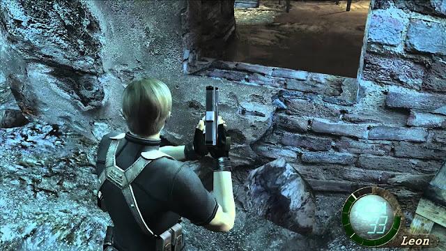 Resident Evil 4 - Captura 3