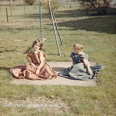 Mary J and Susan 1966 https://jollettetc.blogspot.com