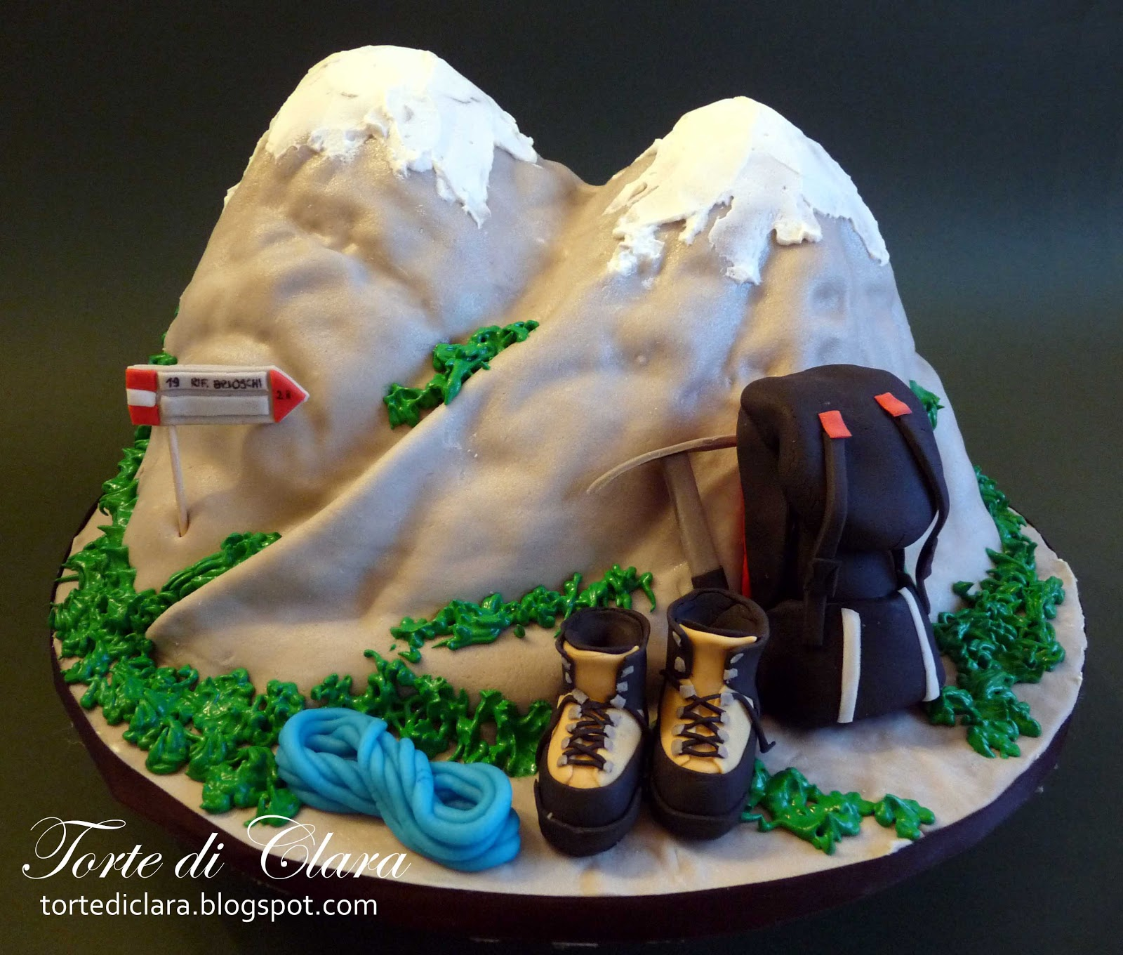 Rocky Mountain Cake Ideas