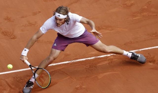 Roland Garros- Μυθική πρόκριση: Στο τελικό για πρώτη φορά ο Στέφανος Τσιτσιπάς (vids)