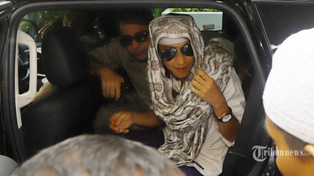 Polisi: Benar, Bahar bin Smith Telah Ditetapkan Sebagai Tersangka