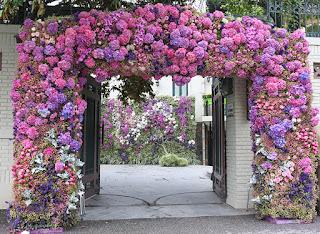 mẫu cổng hoa cưới đẹp nhất 6