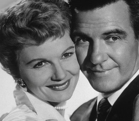 June and Ward Cleaver