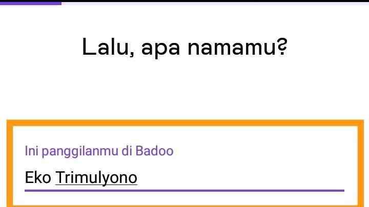 Cara daftar Badoo premium gratis