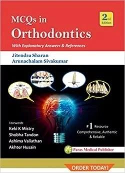 Download MCQs in Orthodontics Jitendra Sharan PDF