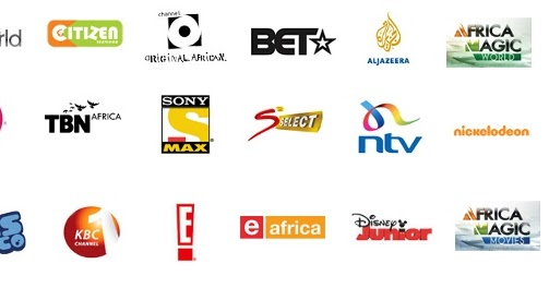 Full List of Channels on Gotv Plus