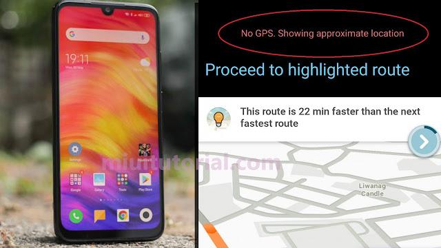 Fitur GPS Dual Apps Error pada Xiaomi Redmi Note 7/PRO? Coba Tutorial Cara Memperbaikinya Ini