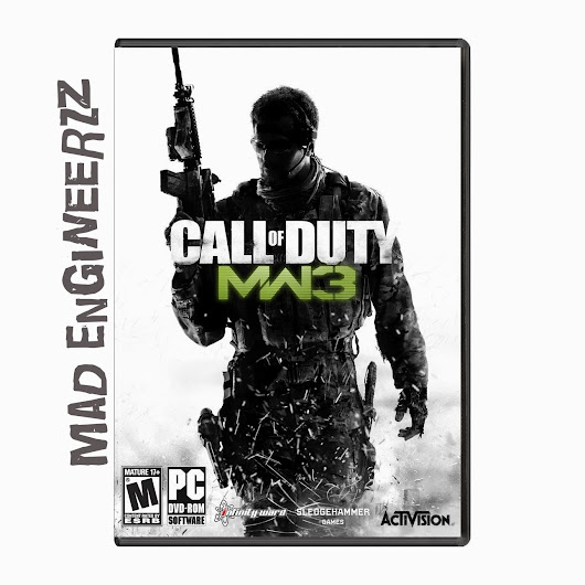 Call Of Duty Modern Warfare 3 ~ MaD EnGiNeeRzZ