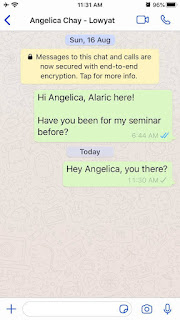 Angelica Chay review and scam