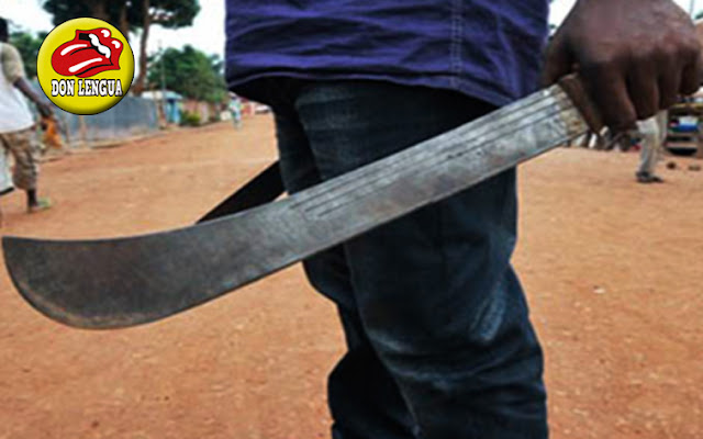 Mató a machetazos a su propio padrastro en Anzoátegui