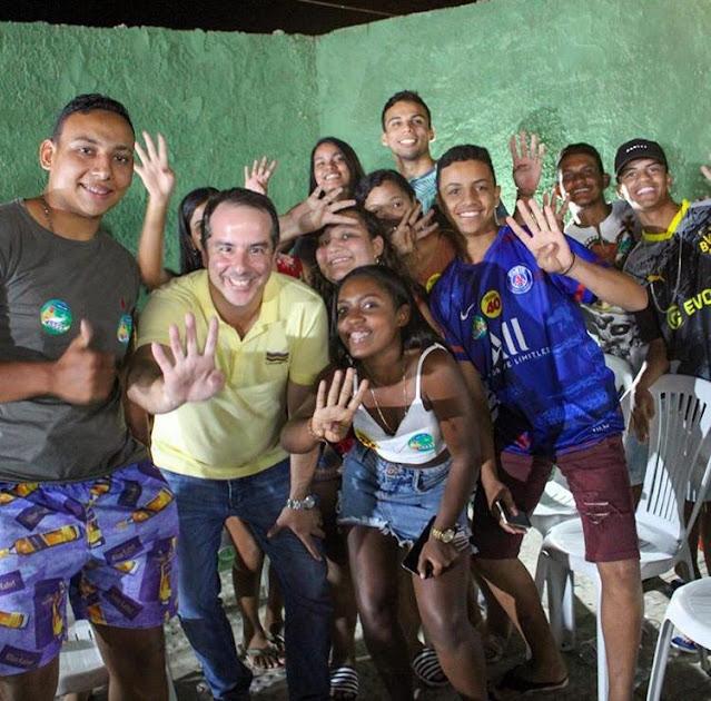 Marcello Maranhão é reeleito prefeito de Ribeirão com 42,08% dos votos