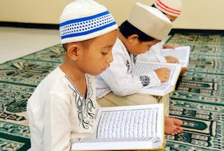 Nabi Muhammad Tauladan Terbaik dalam Mendidik Anak