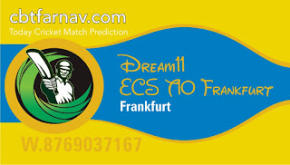 Today match prediction ball by ball ECS T10 Frankfurt Frankfurt Cricket Club vs MSC Frankfurt 2nd 100% sure Tips✓Who will win Farankfurt vs MSC Match astrology