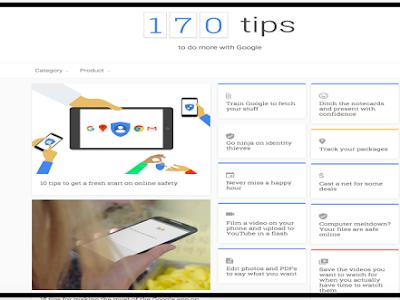 Over 100 Handy Google Tips for Teachers