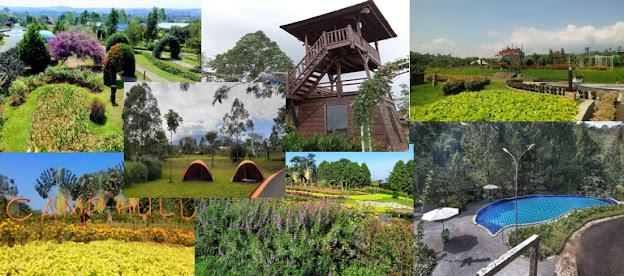 Camp Hulu Cai_Tempat wisata di bogor hits