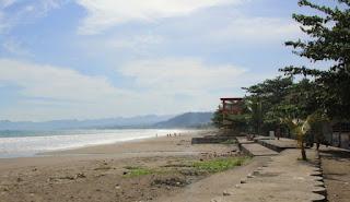 destinasi wisata pantai di sukabumi