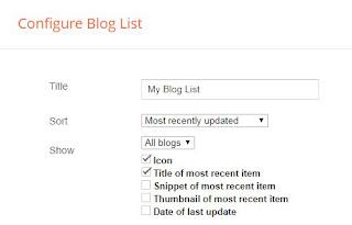 kelebihan bloglist, bloglist blog, senarai bloglist, update bloglist,tutorial letak bloglist