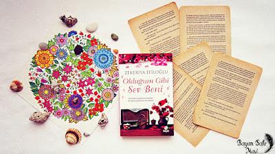 Kitap Yorumu: Olduğum Gibi Sev Beni - Zekeriya Efiloğlu