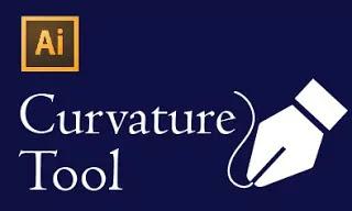 Curvature Tool in Adobe Illustrator