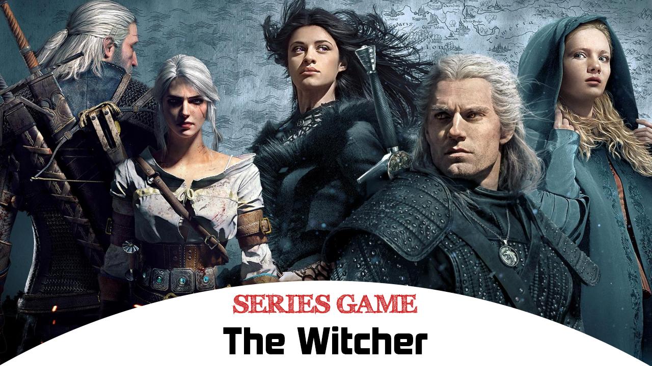 Danh sách Series Game The Witcher bao gồm đầy đủ các phiên bản được phát hành trên nền tảng máy tính