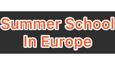 منحة دراسية -EULR Summer School