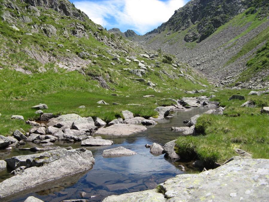 Not only trekking laghi di bombasel laghetti di lagorai for Realizzazione laghetti artificiali quanto costa