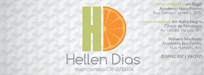 Nutricionista Hellen Resing Dias