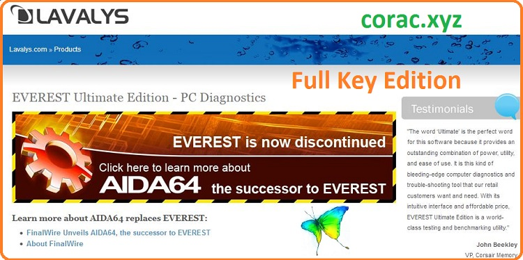 Everest Ultimate Edition Full crack