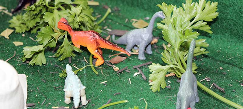 Diy Dinosaur Habitat Toy Your Kids Will Love Sunny Day Family