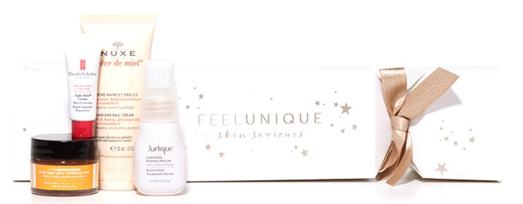 Feelunique Skin Saviour Christmas Cracker