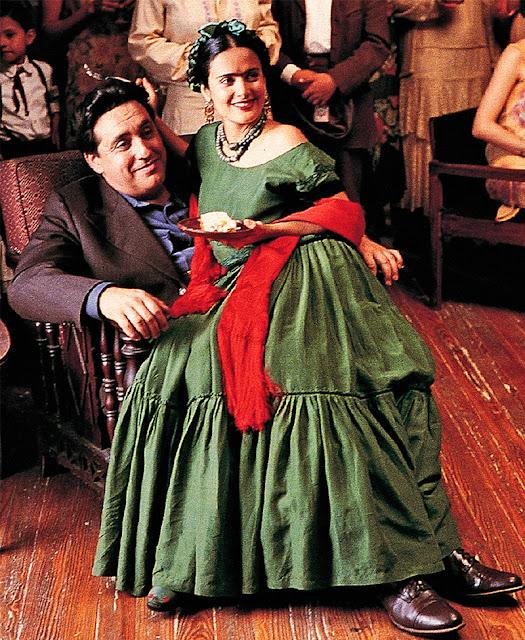 Casamento Frida Kahlo e Diego Rivera