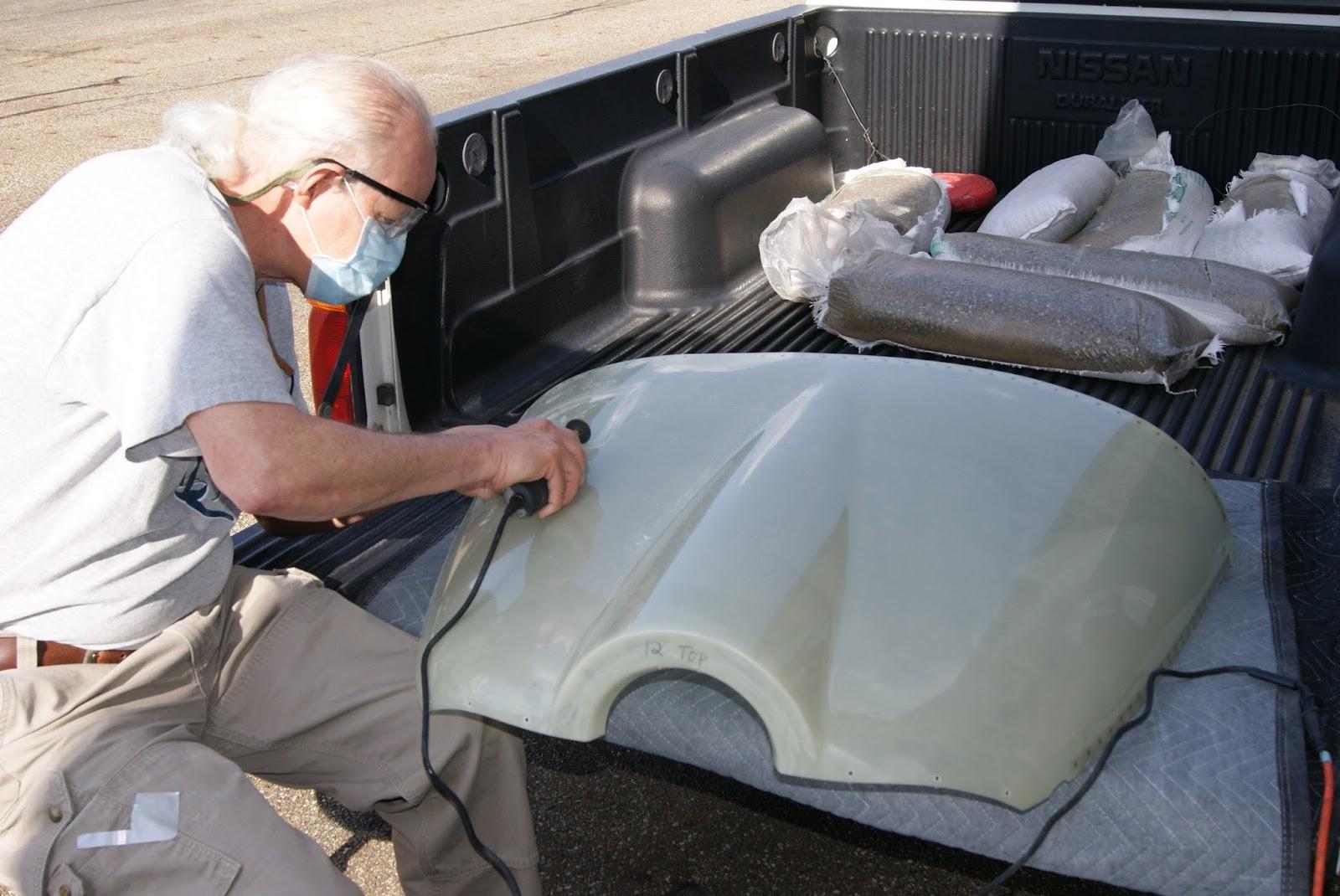 Dog Aviation John S Rv 12 Blog Installing Oil Access Door
