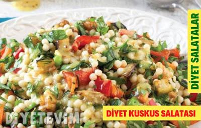 diyet salataların tarifleri