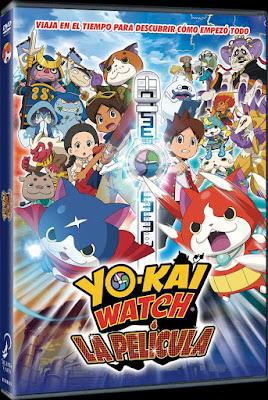YO-KAI WATCH - LA PELÍCULA