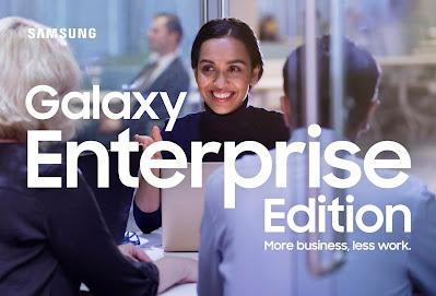 """ครั้งแรกในไทย Samsung เปิดตัว """"Galaxy Enterprise Edition"""" ส่งเทคโนโลยีดีไวซ์และโซลูชันครบวงจร ตอบโจทย์องค์กรในยุคดิจิทัล"""