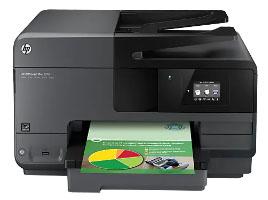 HP Officejet Pro 8610 Driver