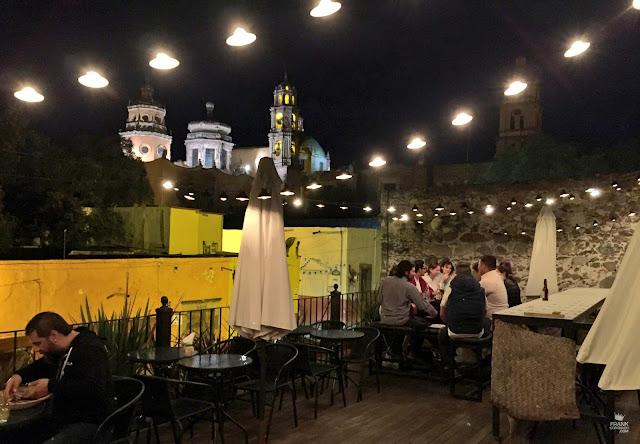 Restaurantes de San Miguel de Allende Guanajuato