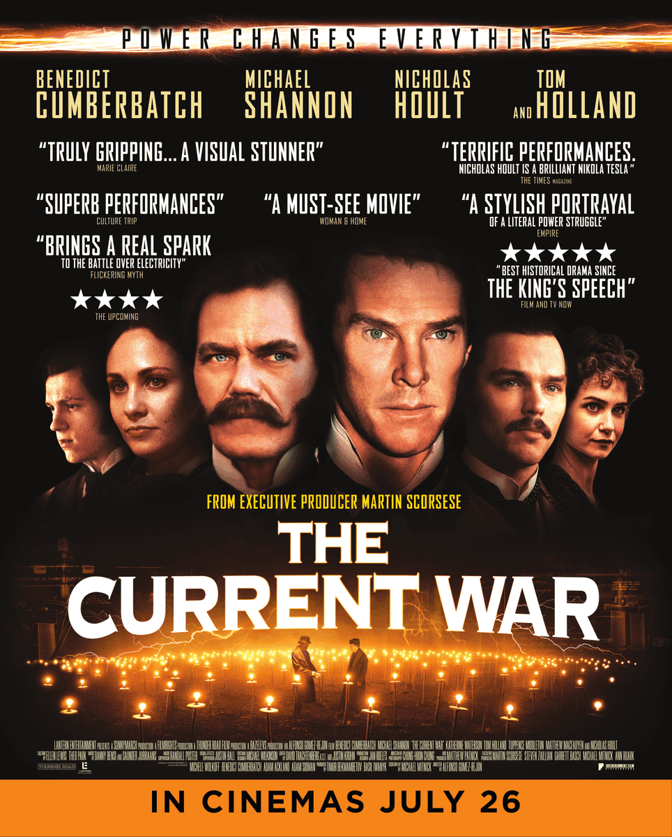F This Movie!: Celluloid Ramblings: THE CURRENT WAR