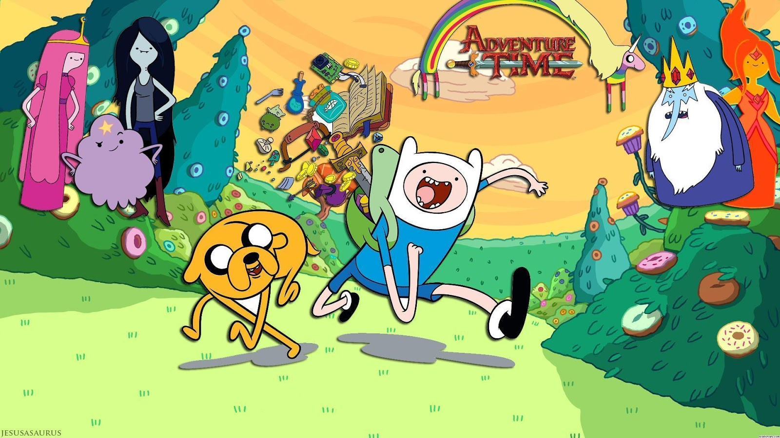 Adventure Time Wallpapers 31 Backgrounds