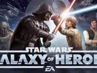 Star Wars Galaxy VS Heroes Apk Terbaru 2016