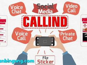 Callind, Aplikasi Chatting Buatan Anak Bangsa yang Disebut Lebih Keren Dari WhatsApp - Responsive Blogger Template