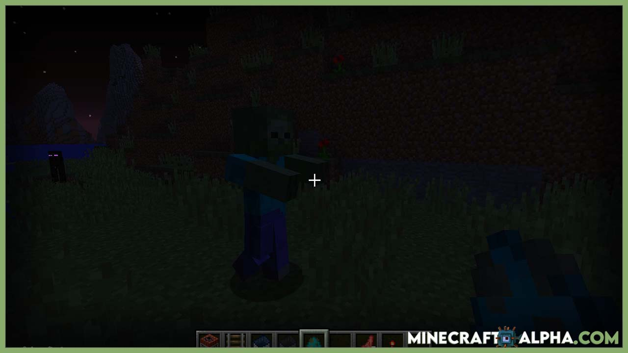 Minecraft Better Animations Collection 2 Mod 1.16.5 (Change the In-Game Models)