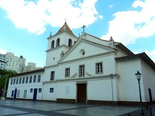 Pateo do Colégio - O Início de São Paulo