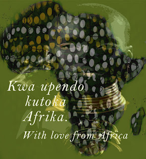 With love from Africa