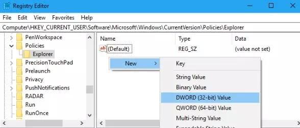 Cara Menonaktifkan Peringatan Low Disk Space Windows 10-2