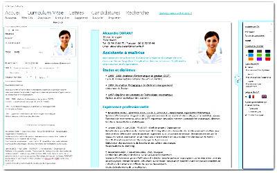 CVitae - Logiciel Création de CV sur Windows