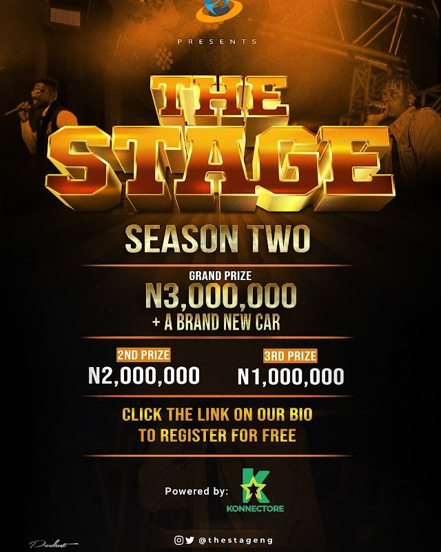 The Stage Nigeria, Season Two is back, bigger and BETTER